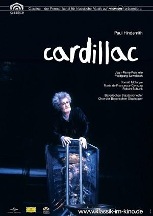 Filmplakat zu Cardillac