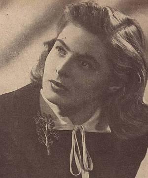 Neue Filmwelt 1947, Heft 5, Ingrid Bergman, Seite 12
