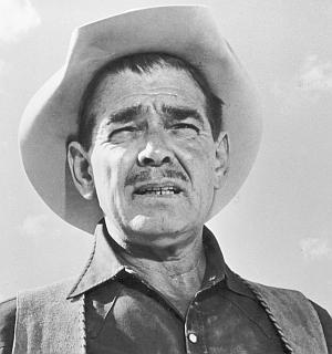 "Clark Gable in ""Misfits: nicht gesellschaftsfähig"""
