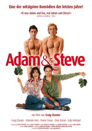 Filmplakat zu Adam & Steve