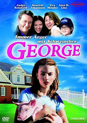 Immer Ärger mit Schweinchen George (DVD)