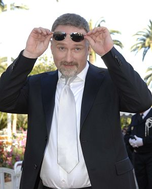 Regisseur David Fincher in Cannes (2007)