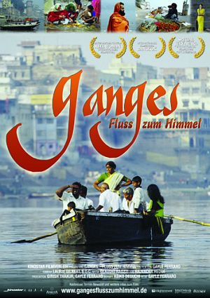 Filmplakat zu Ganges - Fluss zum Himmel