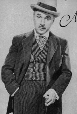 Monsieur Charlie Chaplin.