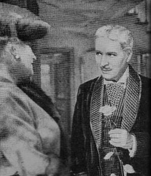 """Charlie Chaplin in """"Der Frauenmörder von Paris"""""""