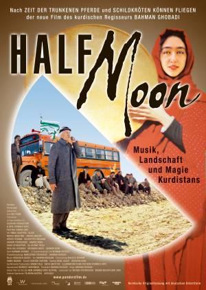 Filmplakat zu Half Moon