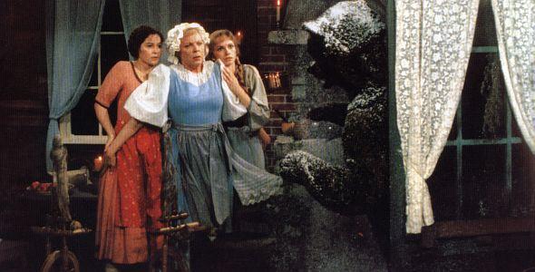 Schneeweißchen und Rosenrot (quer) 1984
