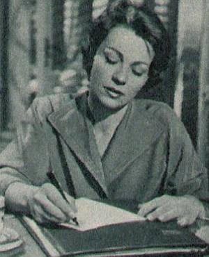 Hilde Krahl zieht alle Register der Verführungskunst.