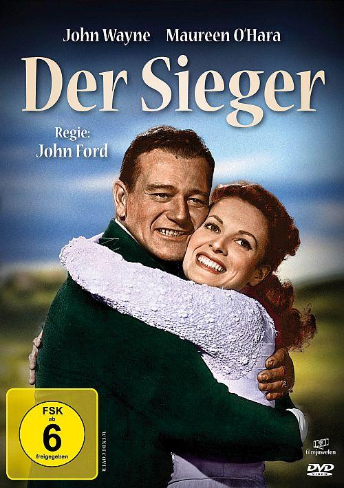 Der Sieger, The Quiet Man (DVD) 1952