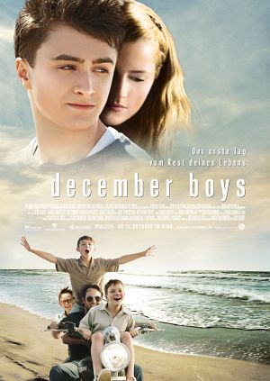Filmplakat zu December Boys