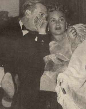 Natalia Medvedeva und Nicolai Semjonov