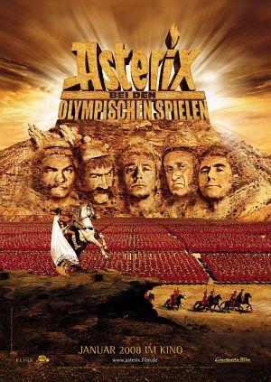 Asterix bei den Olympischen Spielen (Kino) Vorschauposter