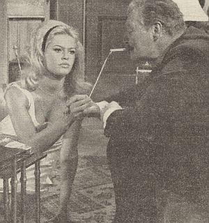 Brigitte Bardot, Gregor von Rezzori