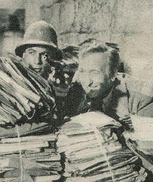 Hans Albers als Jonny
