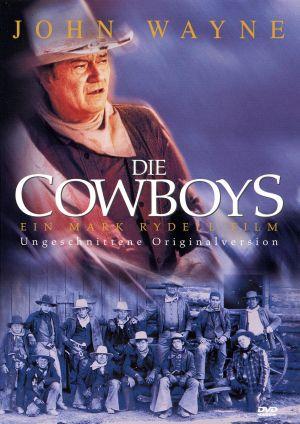 Die Cowboys (DVD) 1972