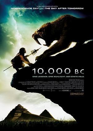 10 000 B.C. (Kino) 2007