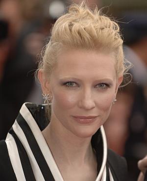 Cate Blanchett auf der Babel Premiere (Cannes 2006)
