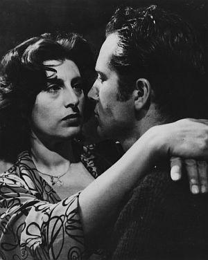 """Anna Magnani in """"Vulcano"""""""