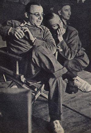 Heinz Rühmann als Regisseur