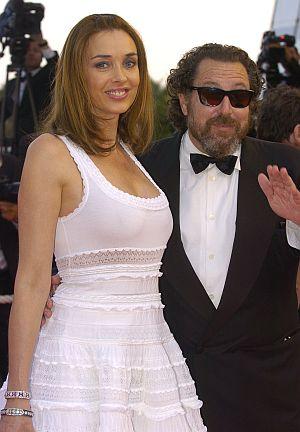 Julian Schnabel mit Ehefrau Olatz López Garmendia