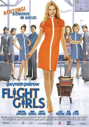 Filmplakat zu Flight Girls