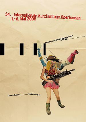 Internationales Kurzfilmfestival Oberhausen 2008