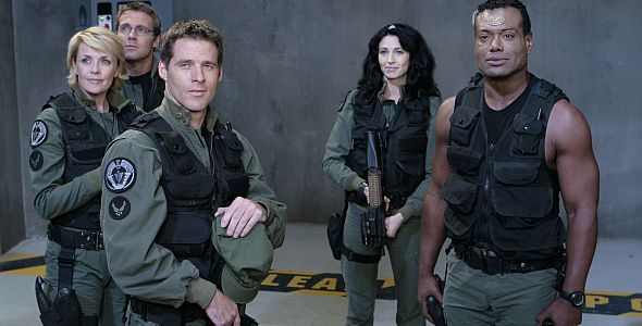 Stargate Kommando SG-1 Folge 01: The New Mission