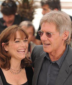 Traute Zweisamkeit: Karen Allen und Harrison Ford