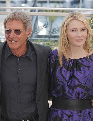 Harrison Ford und Cate Blanchett