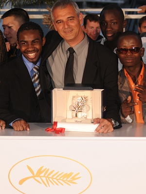Gewinner Cannes Goldene Palme 2008: Laurent Cantet
