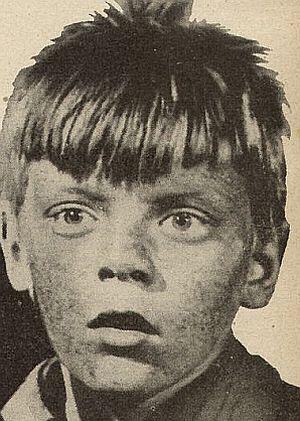 Hans Richter in jungen Jahren