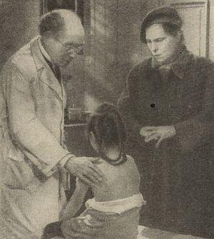 Schauspielerin Lotte Loebinger