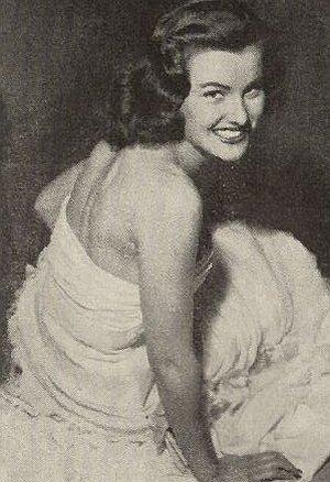 Miss Universum 1953 Christiane Martel