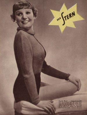 Das Cover der Stern-Februar-Ausgabe 1939