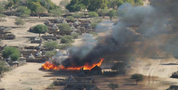 Die Todesreiter von Darfur (quer) 2007