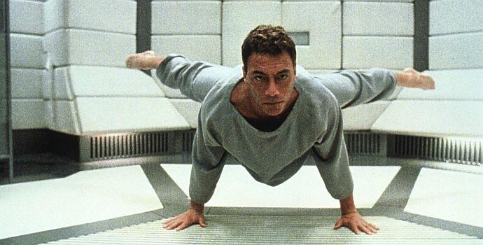 """Jean-Claude Van Damme ist der """"Replicant"""" (2001)"""