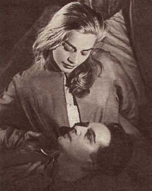 Margot Trooger und Will Quadflieg