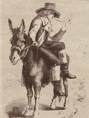 Friedrich Schiller gezeichnet