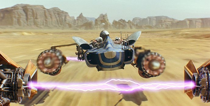 Star Wars: Episode I: Die dunkle Bedrohung