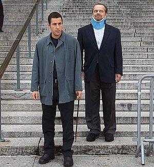 Jack Nicholson und Adam Sandler in: Die Wutprobe
