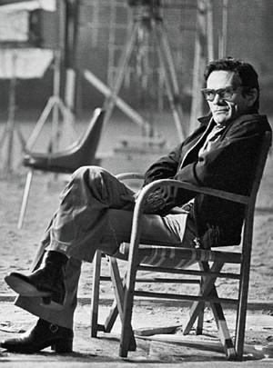 Regisseur Pier Paolo Pasolini