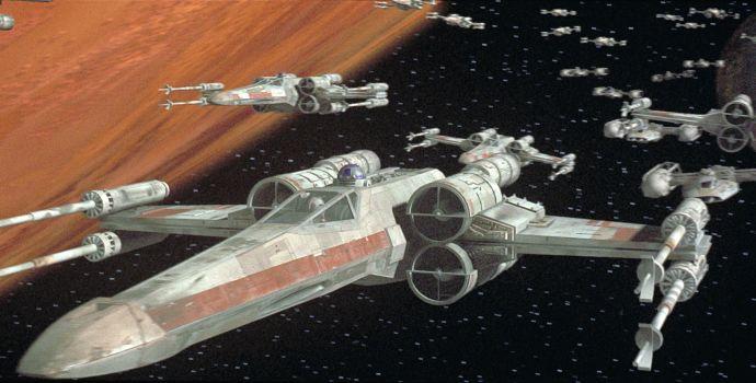 Star Wars Episode 4 - Eine neue Hoffnung (AKA Krieg der Sterne)