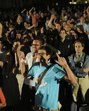 Das Publikum von Locarno (2008)