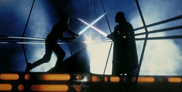 Krieg der Sterne - Das Imperium schlägt zurück; Krieg der Sterne, Star Wars Episode 5 - Das Imperium schlägt zurück (quer) 1980