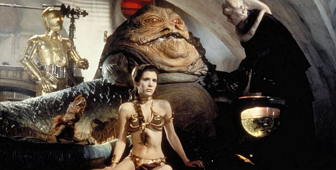 Star Wars Episode VI - Die Rückkehr der Jedi Ritter
