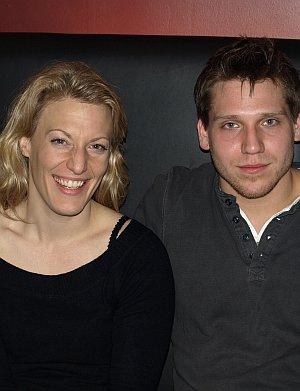 Brigitte Bertele und Hanno Koffler