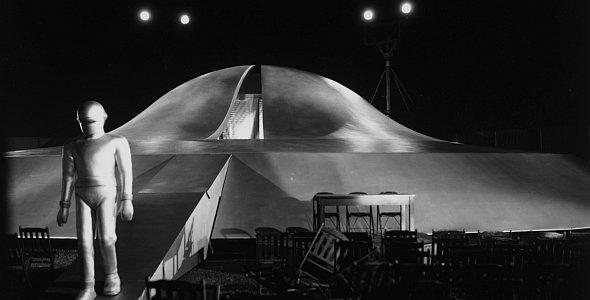Der Tag, an dem die Erde stillstand (quer) 1951