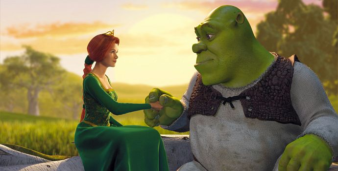 Shrek - Der tollkühne Held (2000)