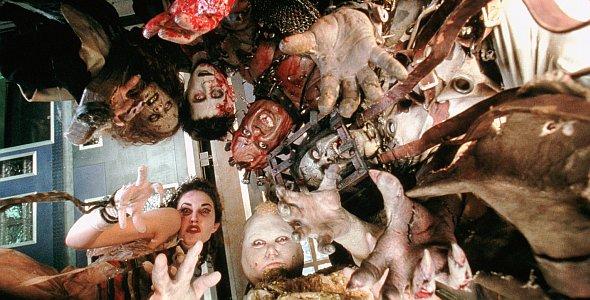 13 Geister (quer) 2001