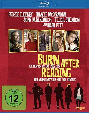 Burn After Reading - Wer verbrennt sich hier die Finger? (Blu-ray) 2008